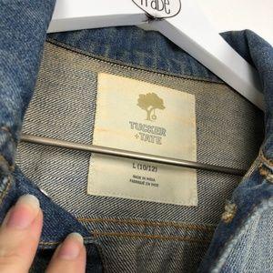 Tucker + Tate Jackets & Coats - Tucker + Tate Denim Jean Jacket
